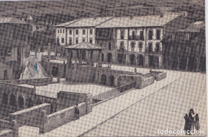 POTES (CANTABRIA) - PLAZA NUEVA (Postales - España - Cantabria Moderna (desde 1.940))