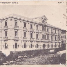 Postales: SOLARES (CANTABRIA ) - HOTEL DEL BALNEARIO. Lote 222093577
