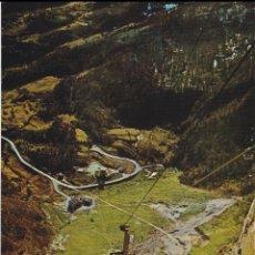 Postales: PICOS DE EUROPA,TELEFÉRICO DE FUENTE DÉ - FOTO ALSAR Nº62 - EDITADA EN 1968 - S/C. Lote 222136545