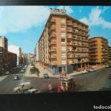 Postales: TORRELAVEGA, SANTANDER.CALLES JULIÁN CEBALLOS Y LLAMAS. FOTO A. BUSTAMANTE HURTADO Nº315. Lote 224518765