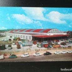Cartes Postales: TORRELAVEGA, SANTANDER.MERCADO NACIONAL DE GANADOS. FOTO A. BUSTAMANTE HURTADO Nº391. Lote 224519020