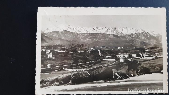 LOTE 281120.-11 POSTAL COMILLAS VISTA DE LOS PICOS DE EUROPA (Postales - España - Cantabria Moderna (desde 1.940))