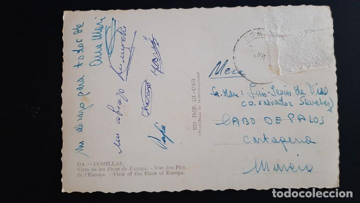 Postales: LOTE 281120.-11 POSTAL COMILLAS VISTA DE LOS PICOS DE EUROPA - Foto 2 - 227596081