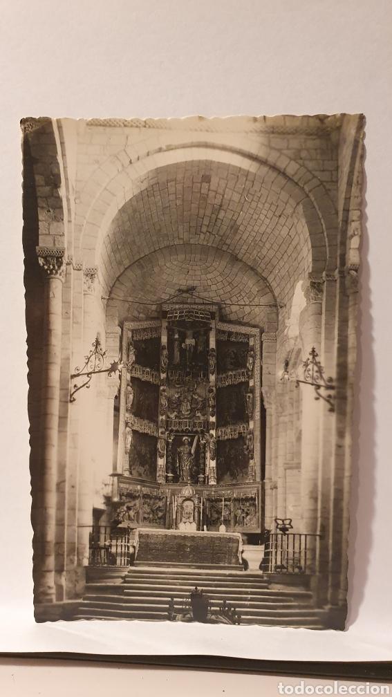 37. SANTILLANA DEL MAR/ ALTAR MAYOR/ SIN CIRCULAR/ (REF.D.174) (Postales - España - Cantabria Moderna (desde 1.940))