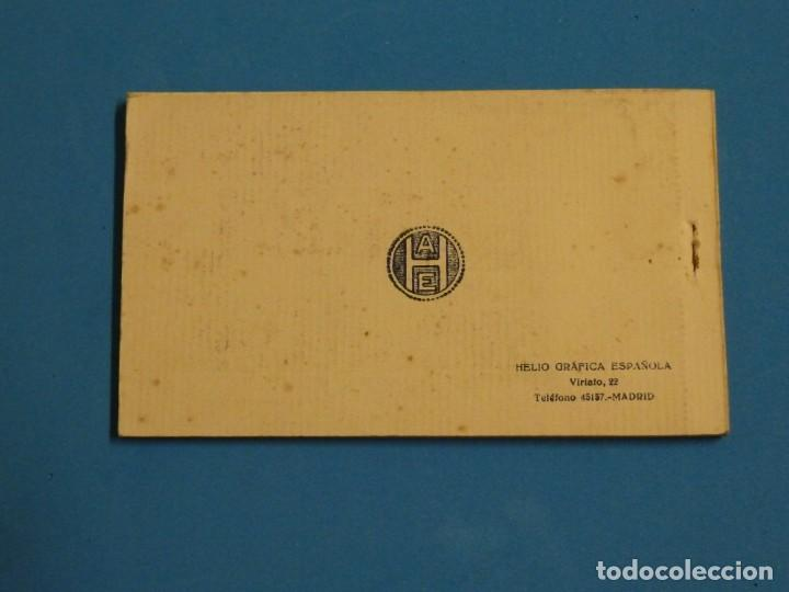 Postales: CARNET POSTAL. SANTILLANA DEL MAR. 10 POSTALES. PRIMERA SERIE. AÑOS 50 - Foto 3 - 227740850