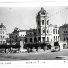 Postales: P-12003. POSTAL DE SANTANDER, SARDINERO CASINO. L.ROISIN Nº 222.. Lote 228253400