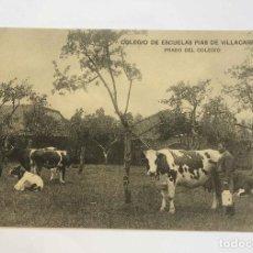 Postales: TARJETA POSTAL (1920-30'S) VILLACARRIEDO (HAUSER Y MENET) ¡SIN CIRCULAR! ¡ORIGINAL!. Lote 231844360