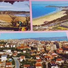 Postales: LOTE 3 POSTALES-SANTANDER-CANTABRIA-AÑOS 60-S/C-S/E-IMPOLUTAS-COLECCIONISTAS. Lote 233878905