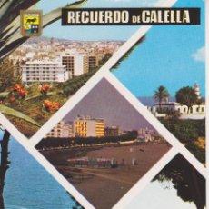 Postales: (37) CALELLA DE LA COSTA. Lote 235151005
