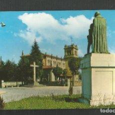 Postales: POSTAL CIRCULADA - LOS CORRALES DE BUELNA 209 - SANTANDER - CRUZ DE LOS CAIDOS - EDITA BUSTAMANTE. Lote 235302235