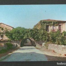 Postales: POSTAL CIRCULADA - CARTES 17 - TORREON - SANTANDER - EDITA BUSTAMANTE. Lote 235317620