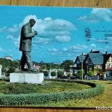 Postales: SANTANDER - MONUMENTO A PIC. Lote 235453810