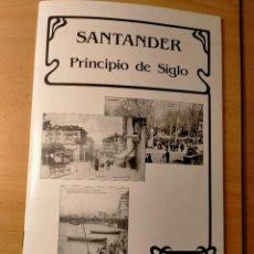 Postales: COLECCION 32 POSTALES SANTANDER PRINCIPIO DE SIGLO. Lote 235522120