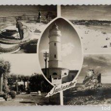 Postales: 5 - 2 SANTANDER. POSTAL CON CINCO VISTAS. DANIEL ARBONES VILLACAMPA. EDICIONES DARVI. ZARAGOZA. Lote 235646110
