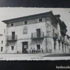Postales: COMILLAS CANTABRIA PARADOR SAN PEDRO. Lote 235665260
