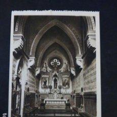 Postales: COMILLAS CANTABRIA UNIVERSIDAD PONTIFICIA CAPILLA DOMESTICA. Lote 235713215