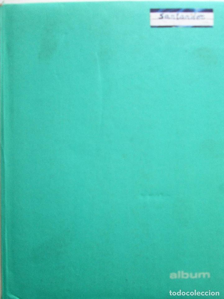 Postales: ALBUM DE POSTALES A COLOR DE LA SEGUNDA MITAD DEL XX DE LA CIUDAD DE SANTANDER - Foto 2 - 236148145