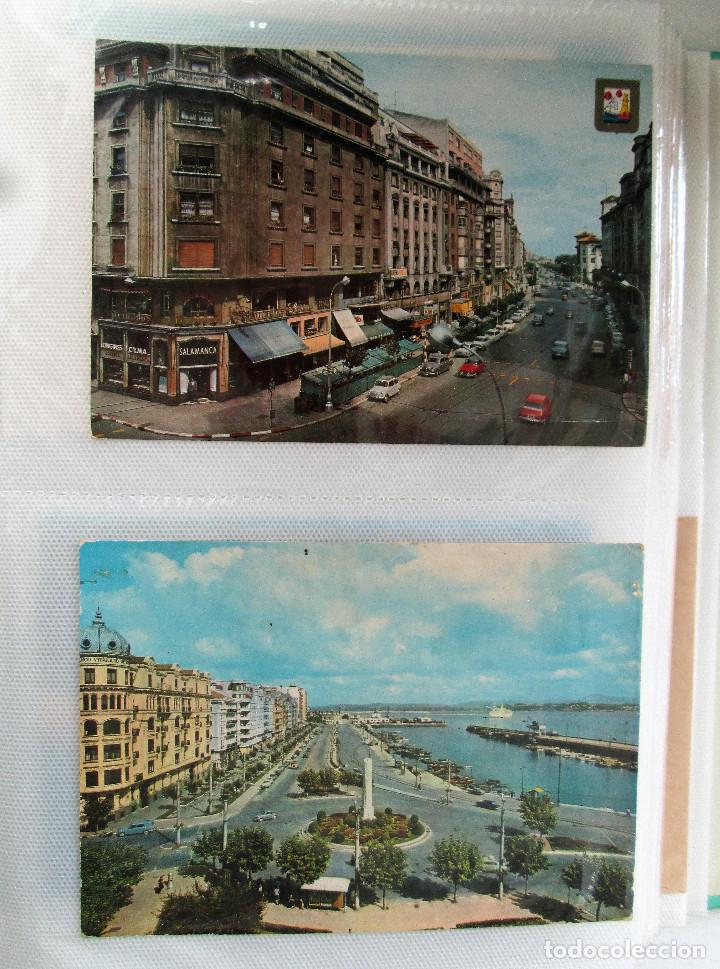 Postales: ALBUM DE POSTALES A COLOR DE LA SEGUNDA MITAD DEL XX DE LA CIUDAD DE SANTANDER - Foto 6 - 236148145