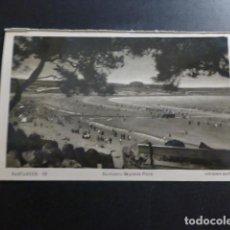 Postales: SANTANDER SARDINERO SEGUNDA PLAYA. Lote 236197850
