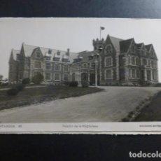 Postales: SANTANDER PALACIO DE LA MAGDALENA. Lote 236198485