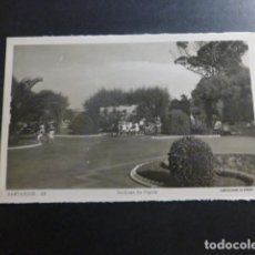Postales: SANTANDER JARDINES DE PIQUIO. Lote 236198635