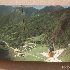 Postales: POSTAL DE LAS VISTAS DEL TELEFERICO DE FUENTE DE - LIEBANA ( SANTANDER) CANTABRIA - SIN ESCRIBIR.. Lote 236351580
