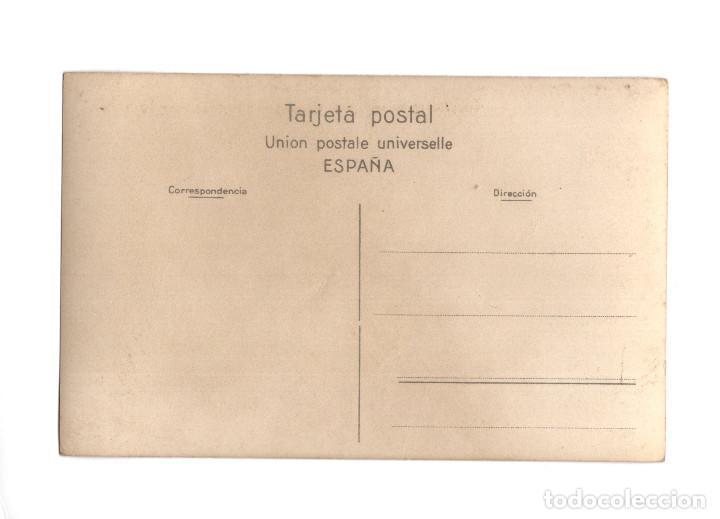 Postales: SANTANDER.(CANTABRIA).- ALAMEDA DE JESÚS DE MONASTERIO. POSTAL FOTOGRÁFICA. - Foto 2 - 240489195