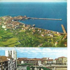 Postales: LOTE 5 POSTALES CASTROURDIALES CANTABRIA. Lote 243419260