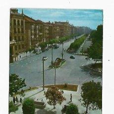 Postales: TARJETA POSTAL. SANTANDER, CANTABRIA. PASEO DE PEREDA. SERIE II. Nº 9319. CAMPAÑA Y PUIG FERRAN. Lote 243570345