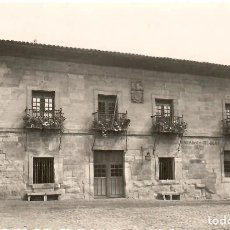 Postales: Nº 26-SANTILLANA DEL MAR. CANTABRIA. PARADOR DE GIL BLAS. CIRCULADA EN 1951. ED. DOMÍNGUEZ. Lote 244194455