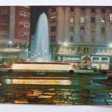 Postales: POSTAL DE SANTANDER. FUENTE LUMINOSA. NUM 1. SIN CIRCULAR. Lote 244714410