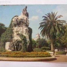 Postales: POSTAL DE SANTANDER, MONUMENTO A JOSE MARIA PEREDA. 1967. # 3. SIN CIRCULAR. Lote 244716235