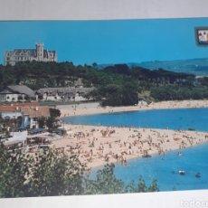 Postales: SANTANDER (CANTABRIA)PLAYA DE MAGDALENA. Lote 249192060