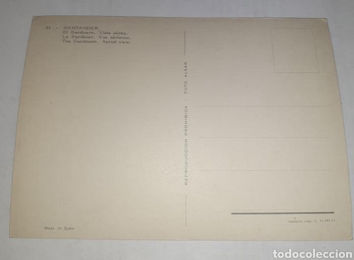Postales: Santander el sardinero. Vista aérea - Foto 2 - 249193105