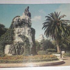 Postales: SANTANDER MONUMENTO A JOSÉ M DE PEREDA. Lote 249193520