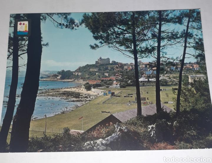 SANTANDER PENÍNSULA DE LA MAGDALENA (Postales - España - Cantabria Antigua (hasta 1.939))