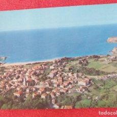 Postales: POSTAL DE COMILLAS. SANTANDER. VISTA AEREA. # 13. SIN CIRCULAR. Lote 251025660