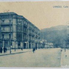 Postais: LAREDO CALLE DEL PASEO. Lote 252442095