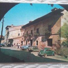 Postales: SANTILLANA CON COCHES. PEDIDO MÍNIMO 2 EUROS.. Lote 252541535