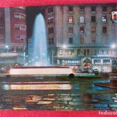 Postales: POSTAL DE SANTANDER. FUENTE LUMINOSA. NUM 1. SIN CIRCULAR. Lote 252973980