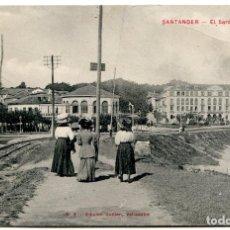Postais: SANTANDER. EL SARDINERO, EDICIÓN GUILLÉN Nº 9. Lote 253616655