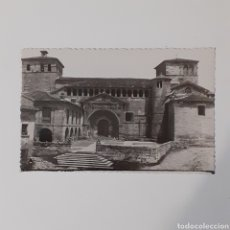 Postales: POSTAL DE SANTILLANA DEL MAR. COLEGIATA. EDICIONES EFI. ESCRITA, SIN FRANQUEAR. 6-8-1951.. Lote 254009190