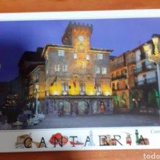 Postales: CASTRO URDIALES PLAZA DEL AYUNTAMIENTO. Lote 254629300