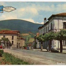 Postales: EM0546 RAMALES DE LA VICTORIA AVENIDA DEL GENERALISIMO1967 PERGAMINO Nº4032 SEAT 600. Lote 255338190