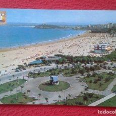 Postales: POST CARD CARTE POSTALE 71 SANTANDER PLAYAS DEL SARDINERO PLAGES BEACHS..COCHES CAÑON ?, SPAIN..VER. Lote 255388125