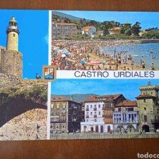 Postales: POSTAL CASTRO URDIALES, CANTABRIA. SIN CIRCULAR.. Lote 255561765