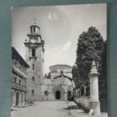 Postales: POSTAL 8 - PUENTE DE VIESGO (CANTABRIA). PARROQUIA DE SAN MIGUEL.. Lote 257957520
