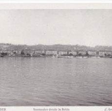 Cartes Postales: SANTANDER, DESDE LA BAHIA. ED. ROISIN Nº 1. POSTAL FOTOGRAFICA SIN CIRCULAR. Lote 258764370