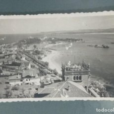 Postales: POSTAL 9 - SANTANDER. PLAZA Y PALACIO DE LA MAGDALENA.. Lote 259595080