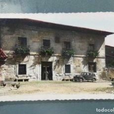 Postales: POSTAL 12 - SANTILLANA DEL MAR (SANTANDER) - PARADOR DE GIL BLAS.. Lote 261285170